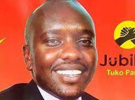 Jubilee MP Tears into Competitor as He Reacts Over Post