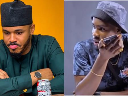 Watch Ozo's reaction when Neo hilariously told him that Vee was pregnant for him (video)