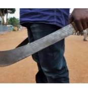 Une femme tailladée par son concubin à Tiébissou