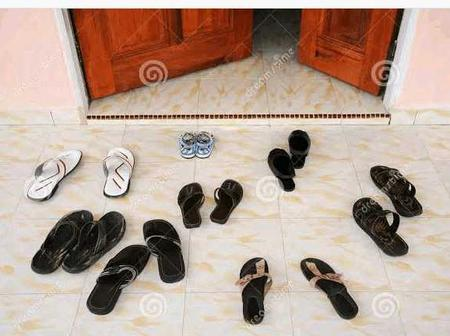 Never Leave Your Slippers Outside At Night. These are Reasons Why.