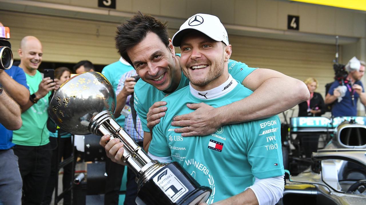 F1 - Officiel : Valtteri Bottas prolongé chez Mercedes jusqu'à la fin de la saison 2021
