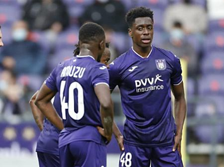 Percy Tau's former loan club Anderlecht in top four after 4-1 win against Royal Antwerp.(Opinion)