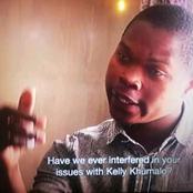 A Cheating Man Ask Jub Jub About Kelly Khumalo