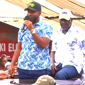 How Raila Reacted As Joho Revealed What He'd Done To Battle Against Him Face To Face [Video]