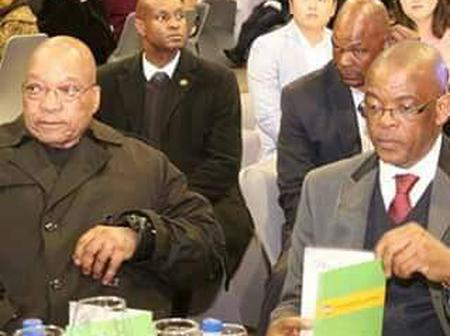 Opinion- Hands Off Ace and Zuma Because There is no Corrupt Comrades Within the Current ANC