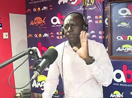 You are a disgrace to journalism for asking me this question- Ignatius Annor blast Captain Smart