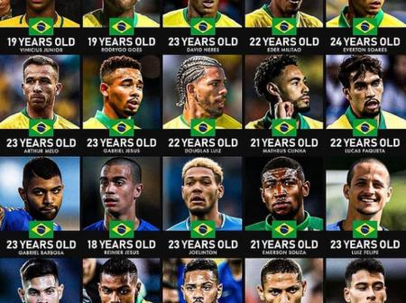 With These Players The Future Looks Bright For Brazil