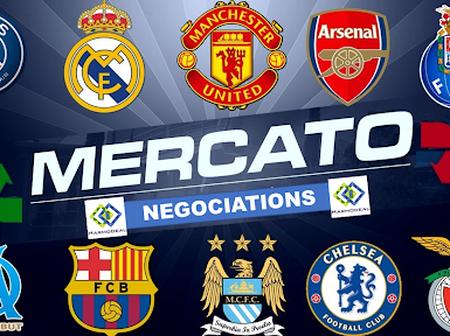 Mercato hivernal : les dernières infos du marché des transferts