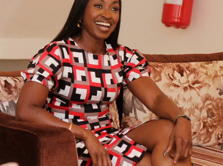 Kate Henshaw Stuns Everybody With Her Beautiful And Classy Ways Of Dressing
