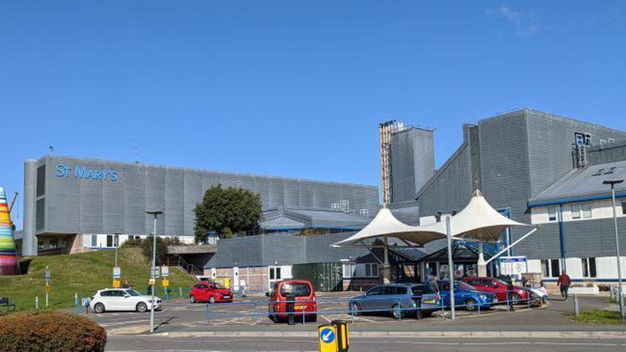 Covid death confirmed at St Mary's Hospital
