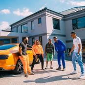 Take a look at these Luxurious Mzansi Celeb Homes