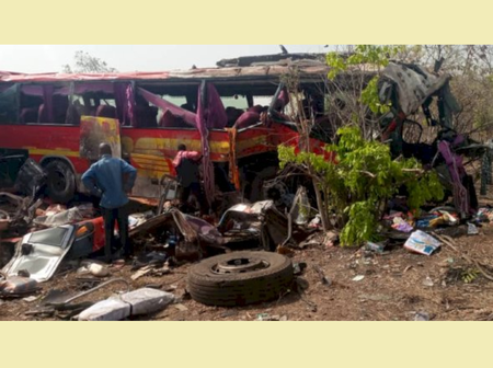 S/R: Yet Another Fatal Accident On The Buipe-Tamale Highway