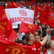 Good News To Manchester United Fans After The Club Said The Fans Will Be Allowed In The Field.