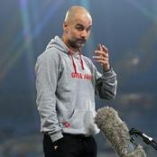 Pep Guardiola Mentions The Manchester United Player He Admires Most Ahead Of The Derby Clash.