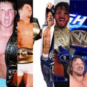 Meet The Only Wrestler That Has Won The WWE, TNA, IWGP, NWA and PWG World Heavyweight Champions