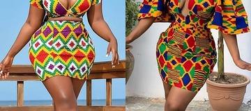 Stylish Ankara Dresses 2020