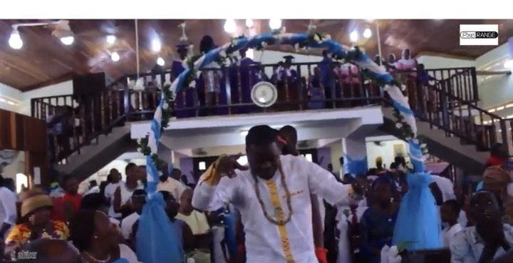 195afec5dfb7427fab19b4d64c8ff66d?quality=uhq&resize=720 - Wedding Scenes Of Kwame A-Plus's Friend, DJ Advisor Who Died Just Recently Causes Massive Stir