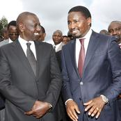 Mt Kenya Leader Lobby Mwangi Kiunjuri To Be Dp Ruto's Running Mate