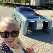 These Are 15 Celebrity Women Who Love Their Expensive Cars, And Aren't Afraid To Show Them Off