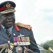 List Of Several Titles Uganda's Former President Dictator Iddi Amin Bestowed On Himself