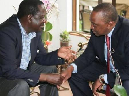 Details Emerge on What Uhuru Plans To Do Soon To Seal His Handshake With Raila