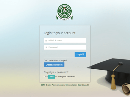 JAMB2020: How to Accept & Reject Admission Status on JAMB CAPS Portal