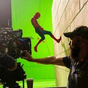 Checkout behind the scenes of the movie 'Spiderman'