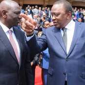 Murathe Reveals How President Uhuru Stopped The Impeachment Of  Ruto
