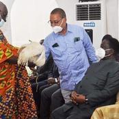 Bédié reçoit le soutien de 3 grandes régions ivoiriennes