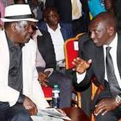 New Twist in Raila Ruto Alliance As The Following Fresh Details Emerges