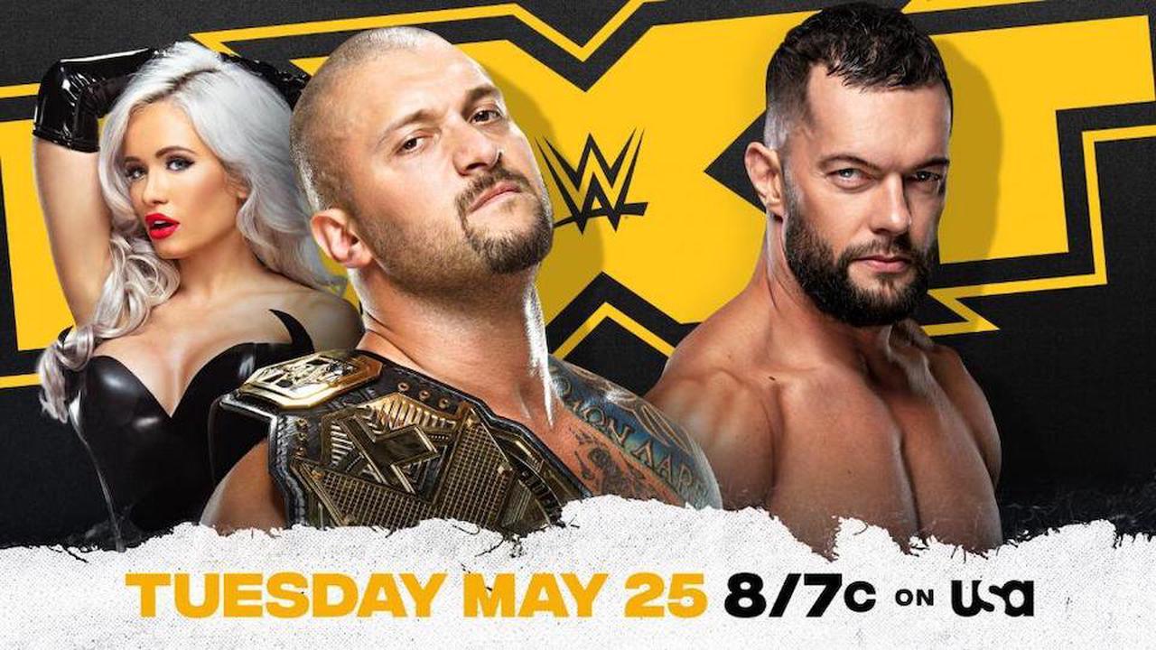 NXT : Des matchs de championnats pour les deux prochaines semaines