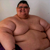 The Top 5 Heaviest Men In The World, See Photos