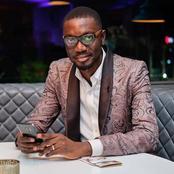 Ghanaians trail Ameyaw Debrah for posting his dream income on his media handles
