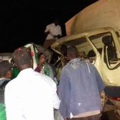 Six People Killed, 7 Hospitalised After Ghastly Accident At Along Njoro-Mau Narok Road