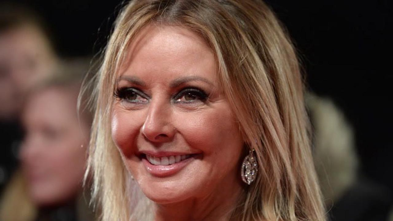 Carol Vorderman says she 'couldn't walk 100 yards' after catching long Covid