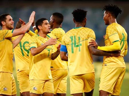 Bafana waiting for world cup qualification