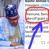 Good News As President Muhammadu Buhari Approves The Establishment Of A New Federal Institution