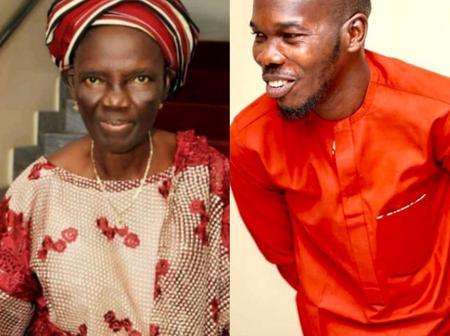 Okele, Itele, And Other Celebrities React To Photo Of Ijebu's Mother As She Celebrates Birthday.