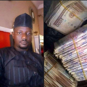 Few Days After Hoodlums Looted Stores In Some States, A Northerner Finds N2million And Returns It