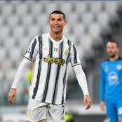 UEFA reacts after Ronaldo becomes the 1st player in Europe's top 5 Leagues to set new record (Photo)