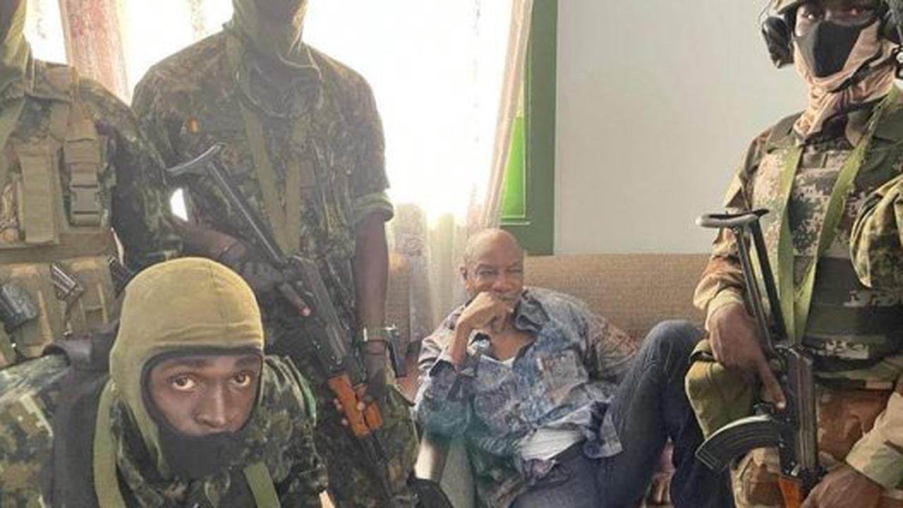 Guinée, la faiblesse d'un coup de force