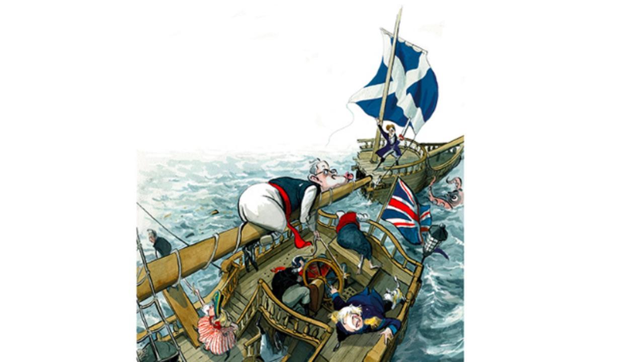 Is Boris's 'Operation Love Bomb' bid to save the Union working?