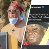 News: Kidnapped Deputy VC of Anchor University released, Osun State bans vigil and crusade, Others