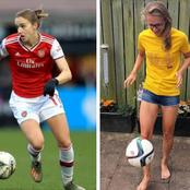 Check Out Arsenal's FC Female Players Photos