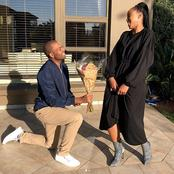 Sbahle Mpisane Shares Her Traumatic Car Accident And Khune Gets Dragged In