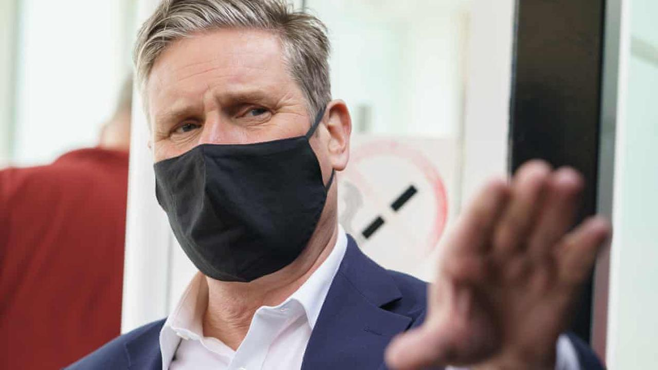 Keir Starmer's Labour shadow cabinet reshuffle: the winners and losers