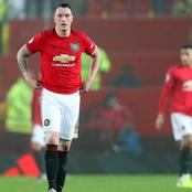England Defender Reportedly On His Way Out Of Manchester United