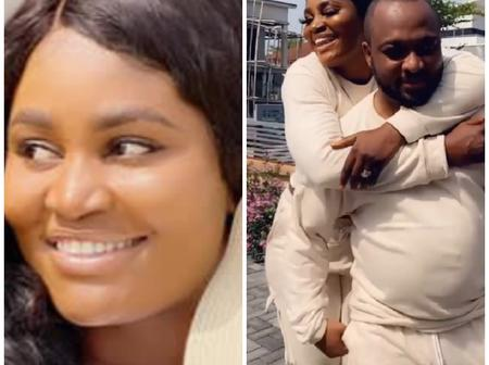Chizzy Alichi Stuns In Lovely Positions With Her Hubby