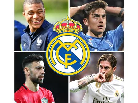 Latest Real Madrid news: Updates on Bruno, Ramos Lukaku, Haaland, Mbappe, Vazquez and others