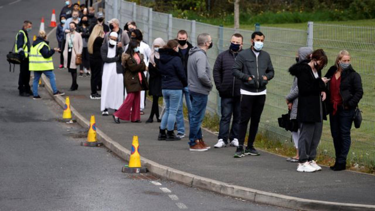 Young people in Bolton fear local lockdown amid surge in cases of India Covid variant